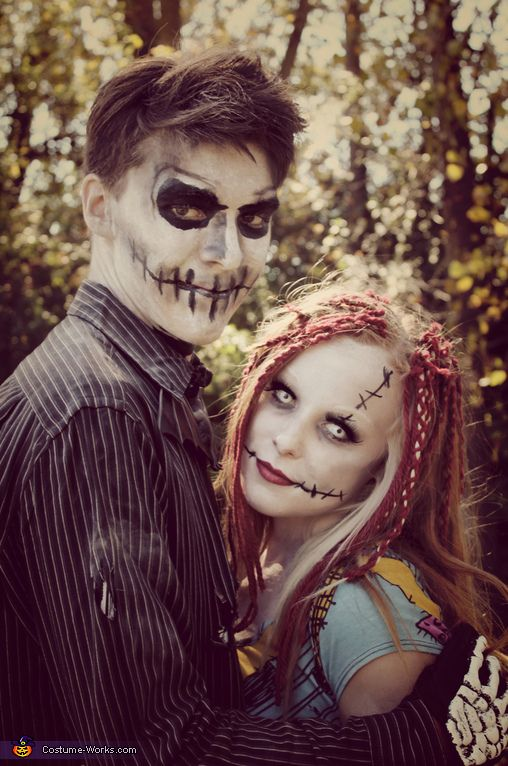 halloween parties image result for jack and sally costumes - Halloween Jack Costume