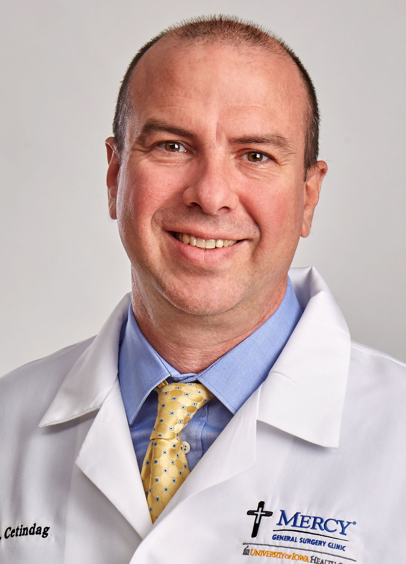 Bulent Cetindag, MD, joined Mercy General Surgery Clinic