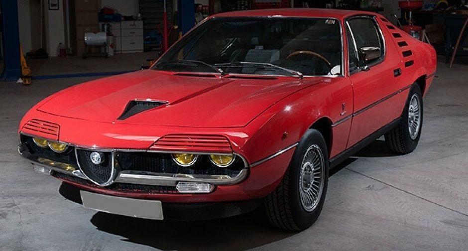 1974 Alfa Romeo Montreal Alfa romeo, Old sports cars