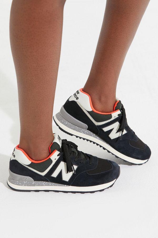 New Balance 574 Hi Viz Sneaker | Shoes Shoes Shoes in 2019