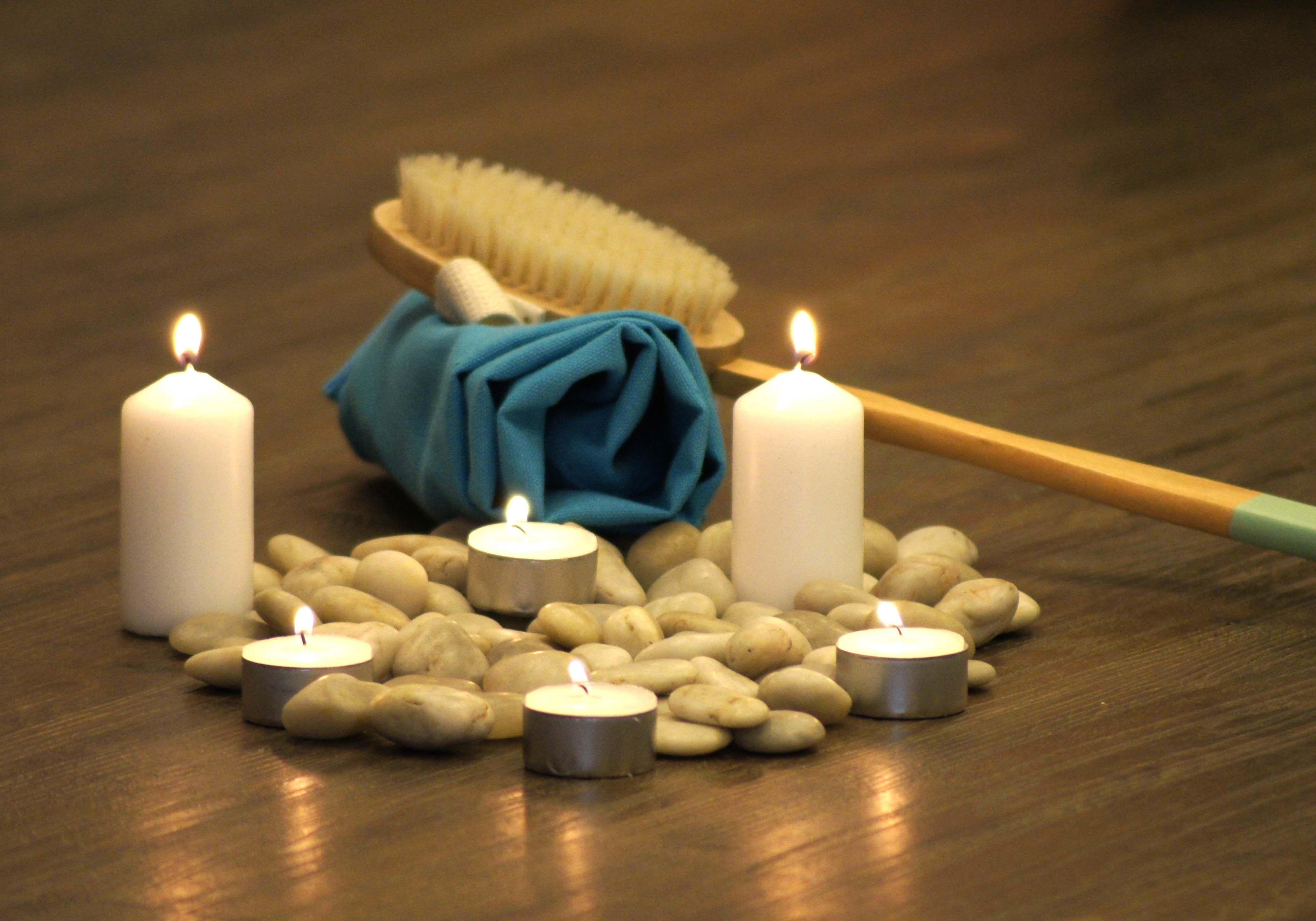 Raumideen über küchenschränken wellness candellight balthasarkerzen  impressions  pinterest