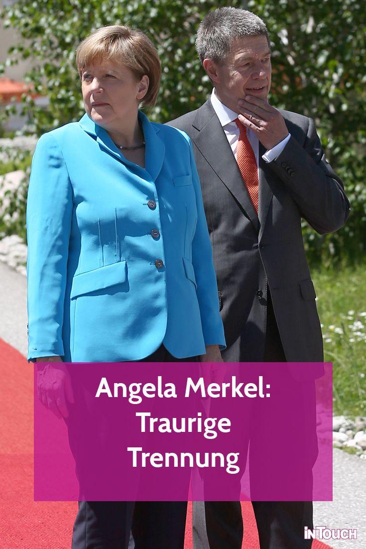 Merkel Trennung Sauer