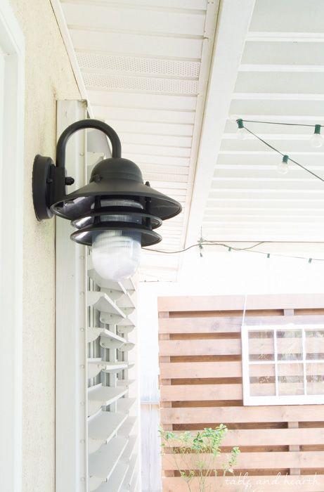 Rust Proof Outdoor Light Fixtures We