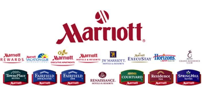 5 Marriott Is A Name That Familiar To Joe But There Are So Many Diffe Levels Of Services Within The Family Hotels