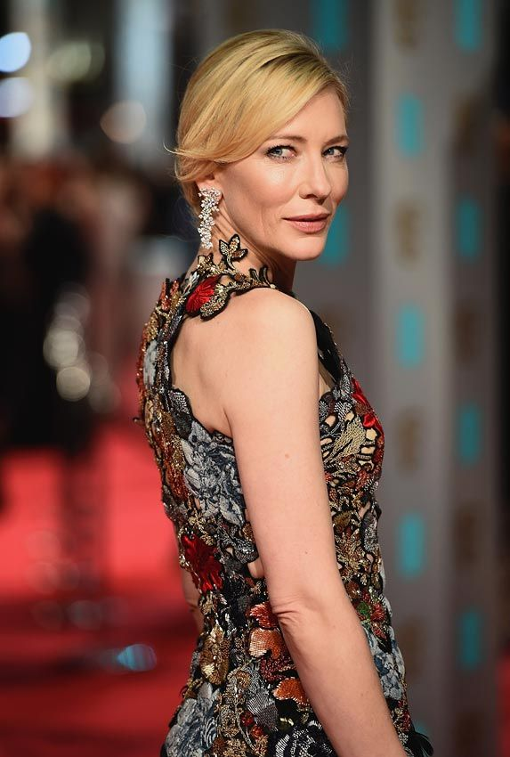 華やかなドレス姿のケイト・ブランシェット