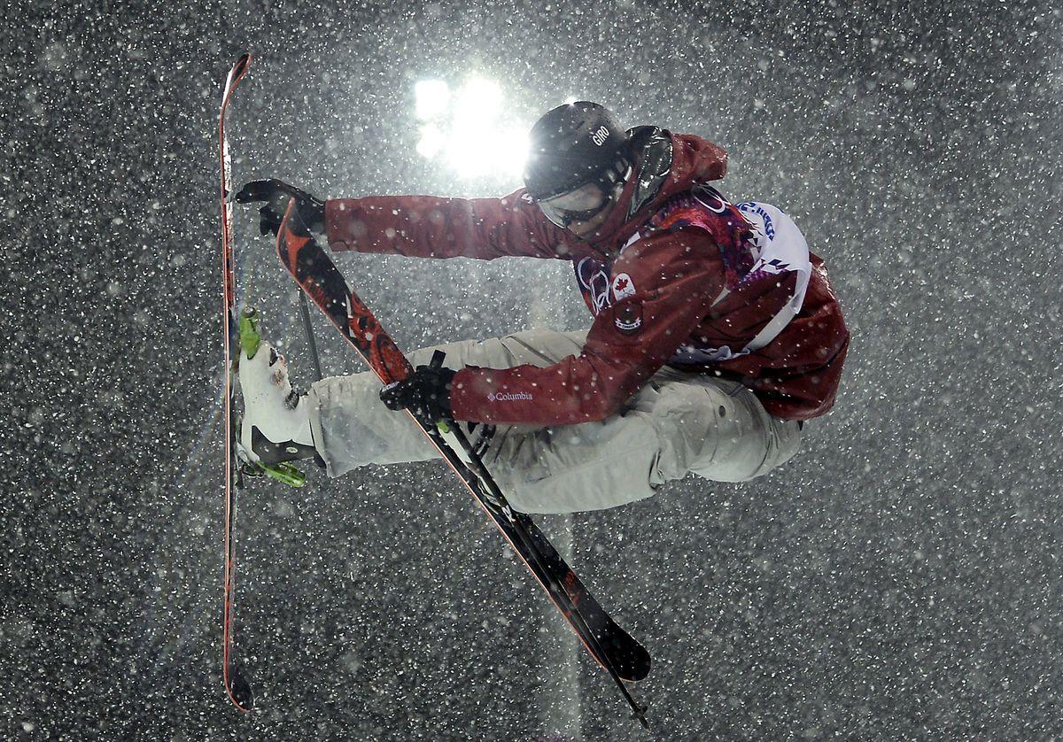 Sotchi 2014: les résultats canadiens de mardi (avec images) | Ski acrobatique, Ski, Médaille