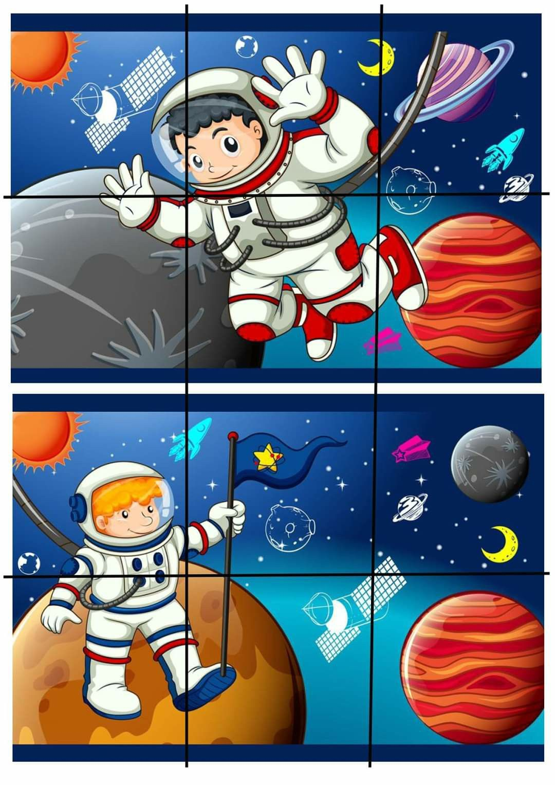 Pin By Celine Malenfant On Didaktika In 2020 Space Crafts Space Theme Astronaut Birthday