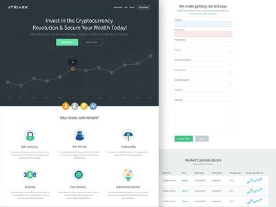 Atriark   Bitcoin investment