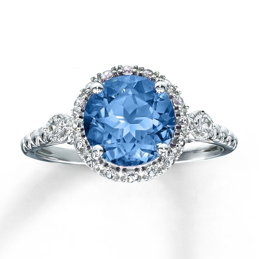 tanzanite engagement rings jared - 736×736