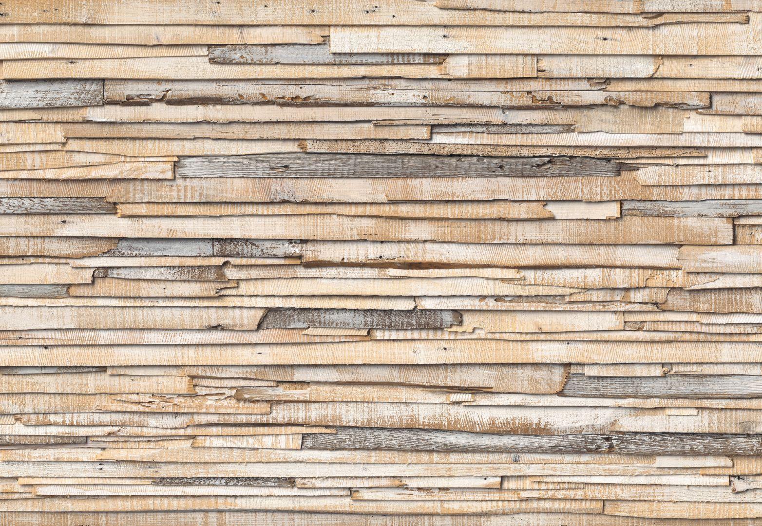 Fototapeten  Whitewashed Wood Whitewashed Wood Adds Charm - Wall decals wood