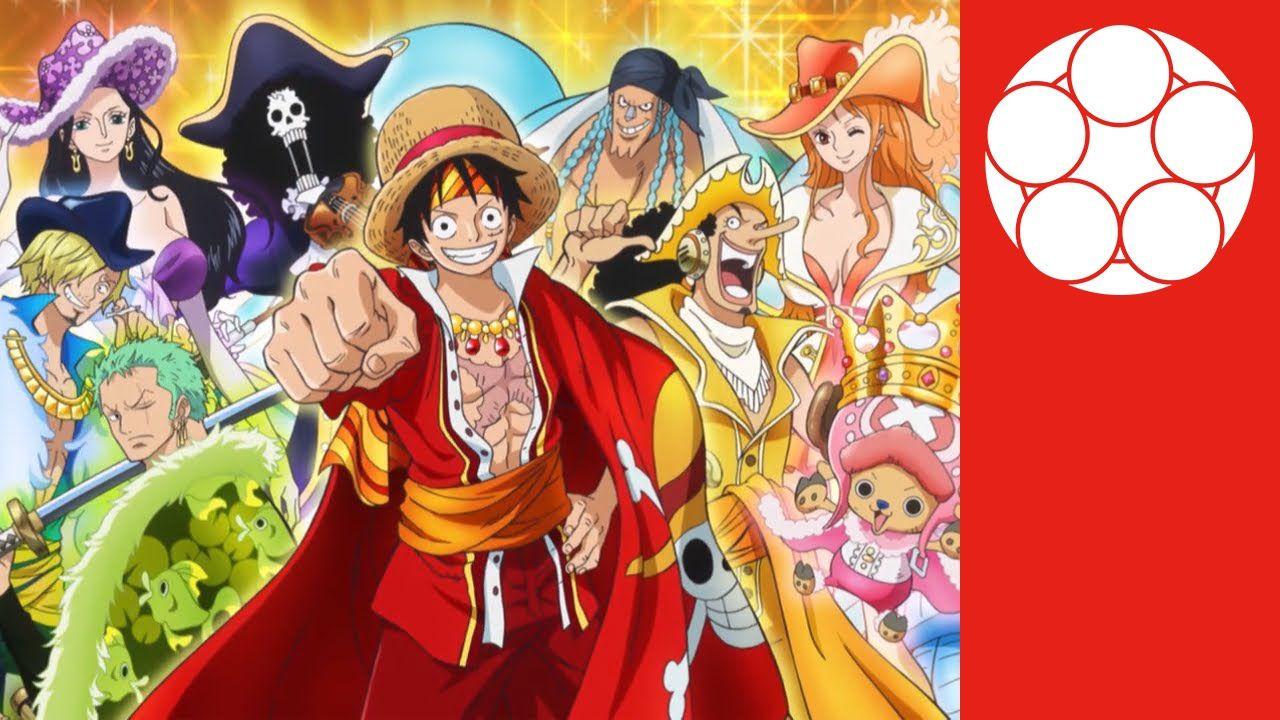 Пираты Соломенной Шляпы One Piece ТОП9 one piece