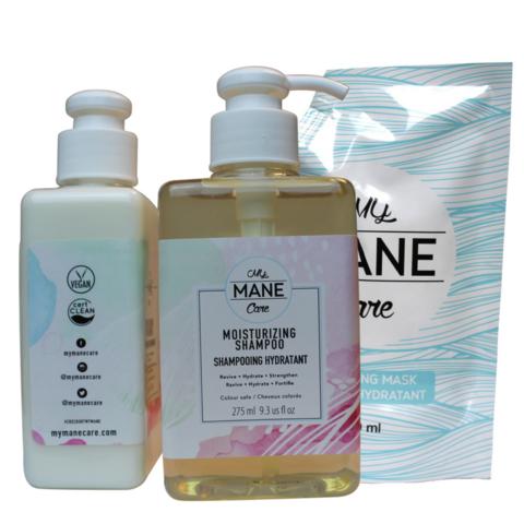 Natural Moisturizing Shampoo And Conditioner Vegan Hydrating Hair