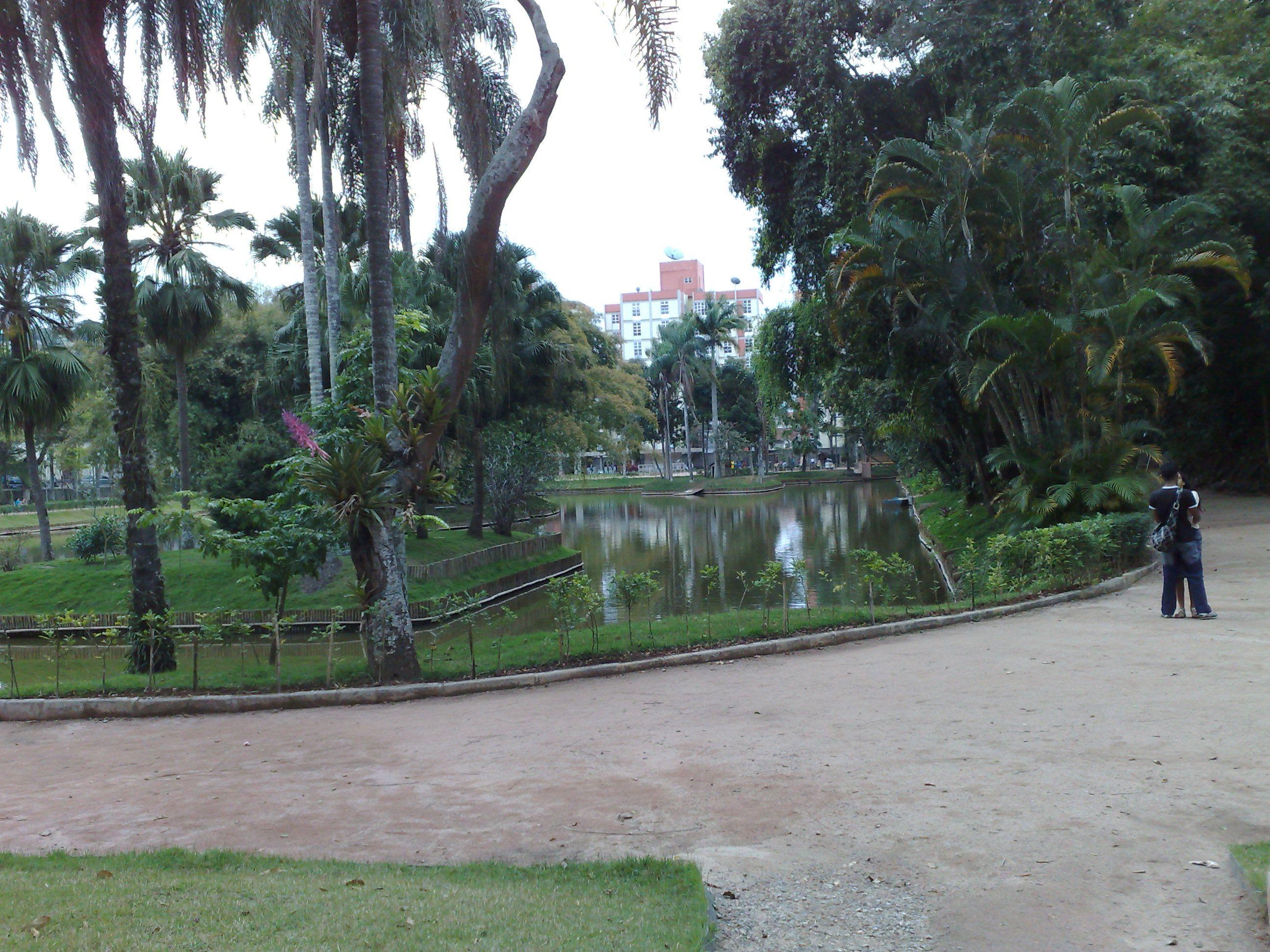 Parque do museu Mariano Procópio
