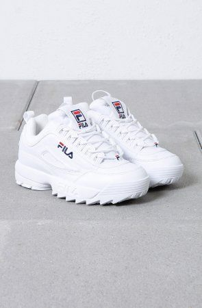 online store 1d58e 83c35 Pin by Jalapeño on Shoes in 2019   Fila disruptors, Sneakers, Shoes