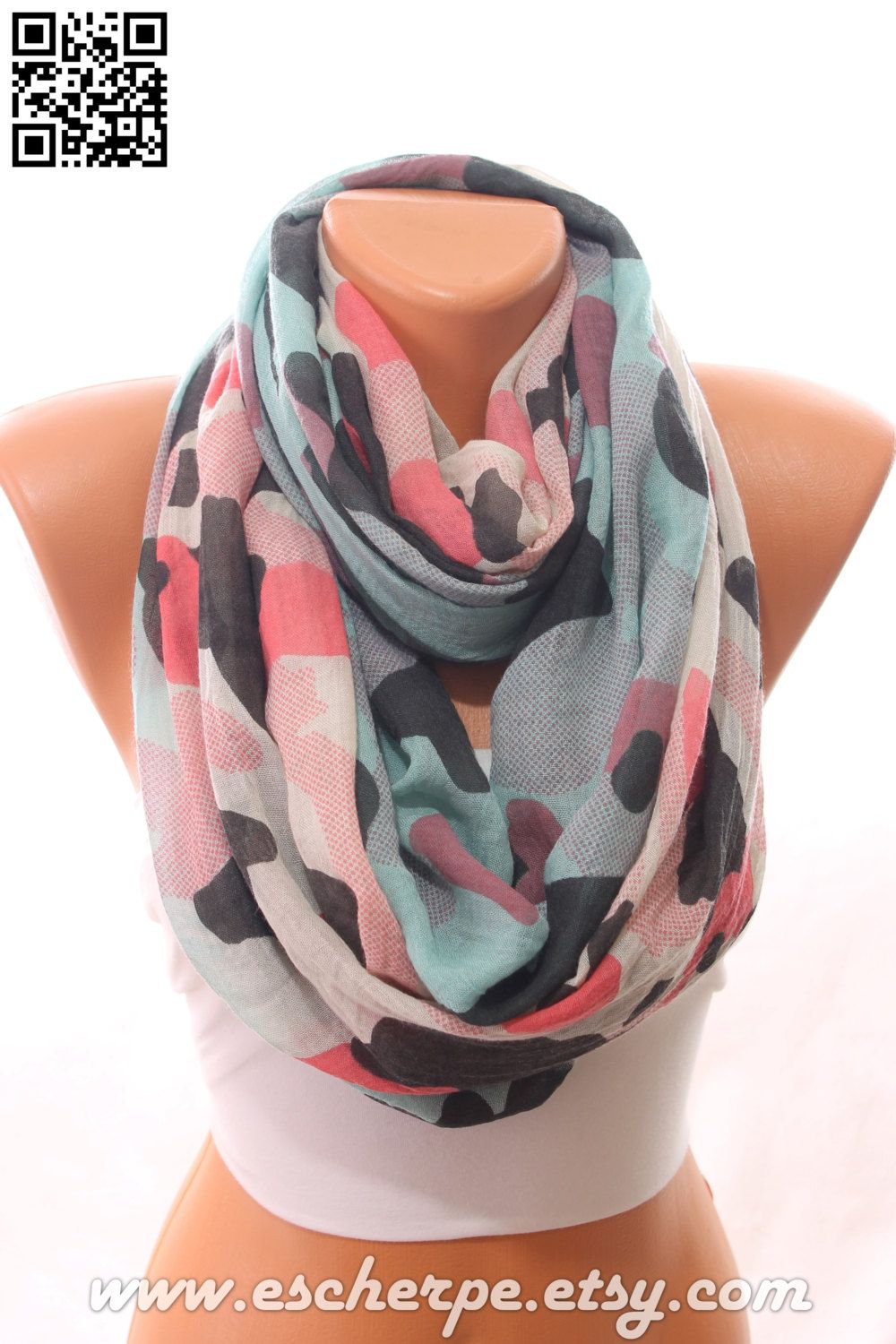 Camo scarf millitary scarf lightweight spring summer scarf infinity camo scarf millitary scarf lightweight spring summer scarf infinity scarf women fashion accessories scarves easter gift ideas for her him negle Gallery