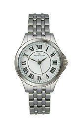 AK Anne Klein Bracelet Silver-tone White Dial Women's watch #10/9241WTSV Anne Klein. $55.00