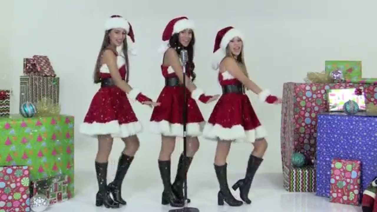 Give Me 5 All I Want For Christmas Is You Version En Espanol Es Christmas Music Give It To Me Give Me 5