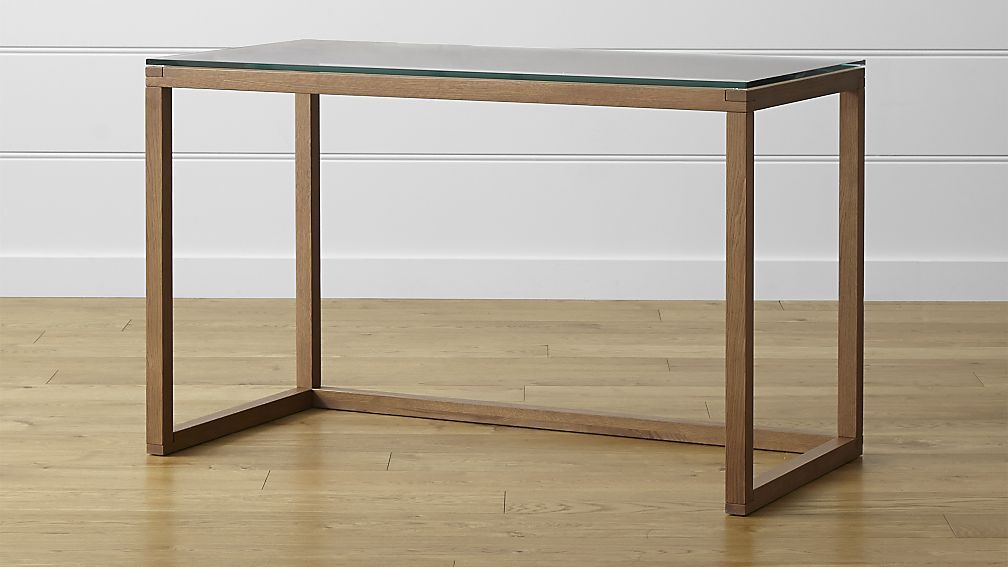 Add Style And Functionality To Your Home Office With A Desk From Crate Barrel