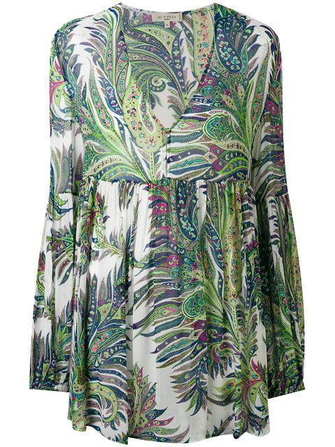 Compare and shop from fashion stores for ETRO Paisley Patterned Dress.