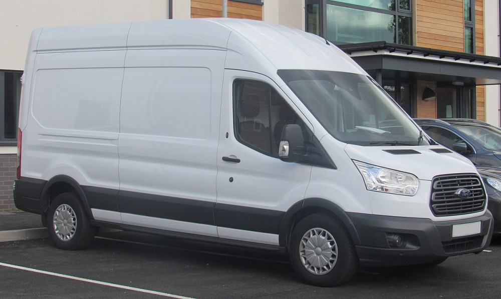 Pin By James Robinson On Crafter Adventure Van Ford Transit