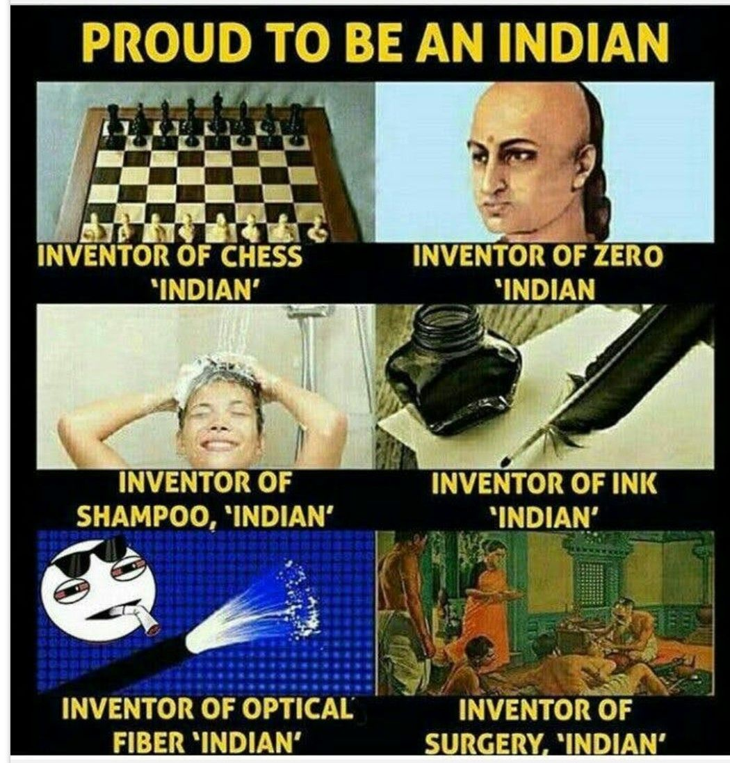 Proud to be an Indian India facts, Unbelievable facts