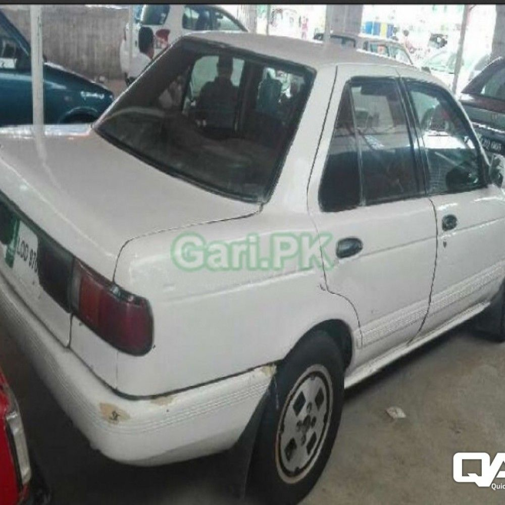 Nissan Sunny 1991 for Sale in Rawalpindi, Rawalpindi Buy
