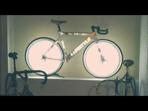 Projection Mapping On Fixed Gear Bike Projection Mapping Map