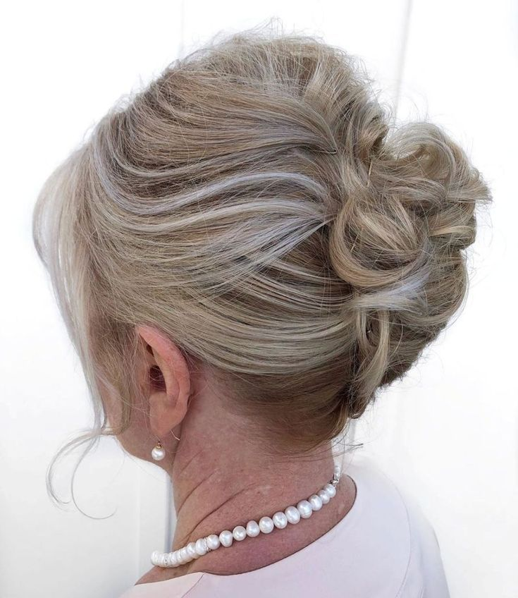 Hairstyles Mother Of The Bride Mom in 2020 | Mother of the groom hairs