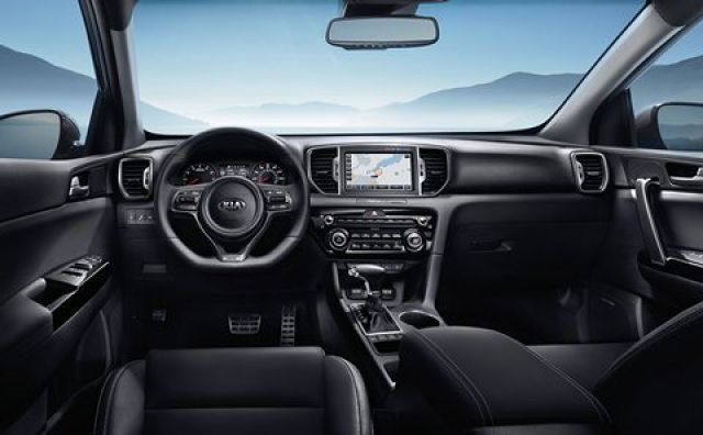 2019 Kia Sportage interior | Concept Cars Group Pins | Pinterest