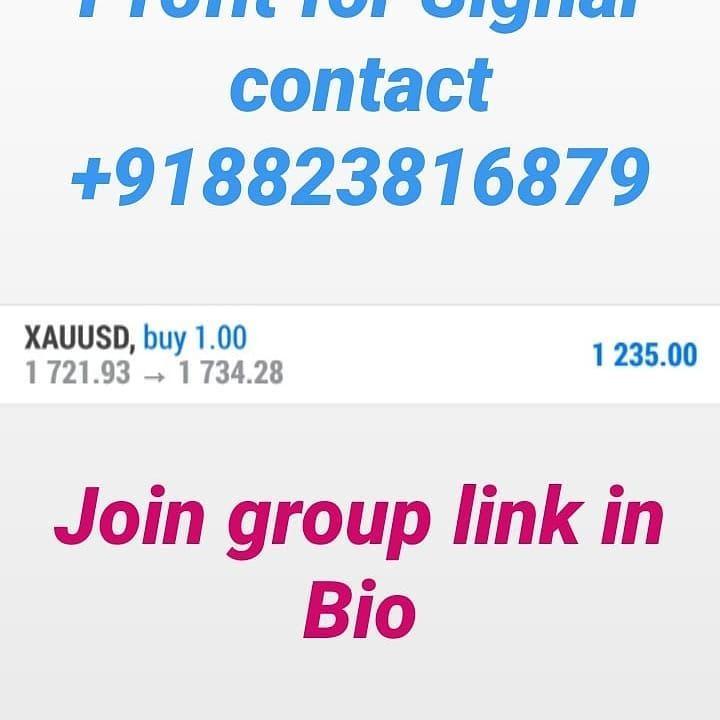 Signals forex and Gold  Check in Bio Contact +918823816879  #gulftrader #dubai🇦🇪 #saudiarabia🇸🇦 #yemen #oman🇴🇲 #kuwaitcity #malay #malaysian #russian #poland🇵🇱 #switzerland #austria #austrailia #jordan1 #uae🇦🇪 #japanese #bahrain #trader #forexdubai #Signals #pips #marketingdigital  @dubaitraderoficial @dubai_liveforextrader @forexswing @goldsignals_app #xauusd @xauusdchannel_ @goldenoptiontrading @gulfpacktrader @uae_traders @uae.alsheen @singaporetrading @italytradesrl