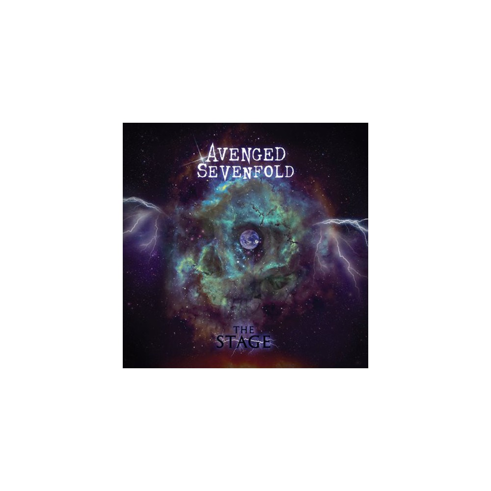 Avenged Sevenfold The Stage Avenged Sevenfold Album Covers