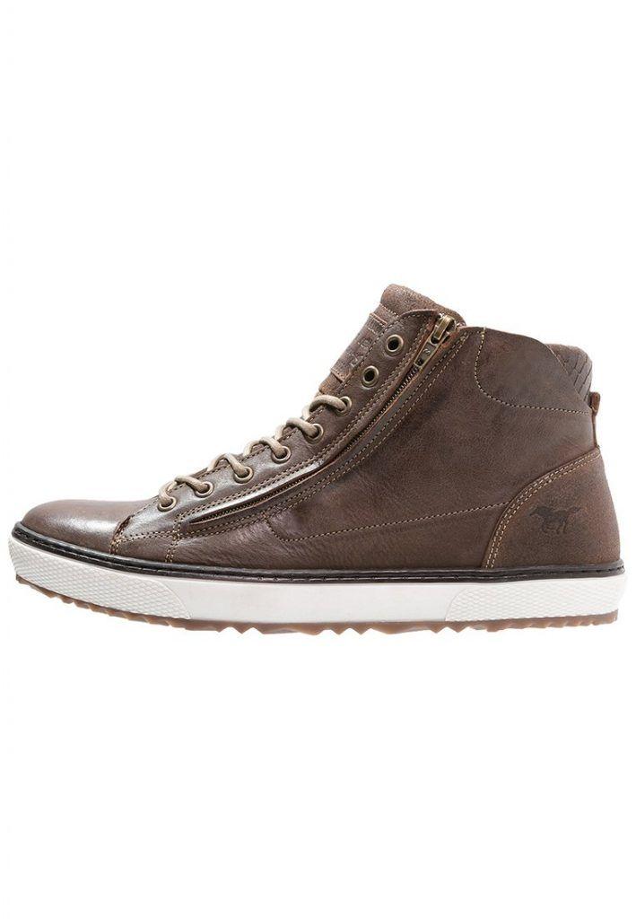 Mustang  Sneaker  high  braun für  Herren -   Sneaker Herren   Pinterest 9ea5b36582