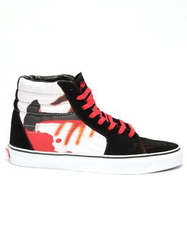 76726565df U SK8-HI METALLICA Shoe From Vans  Vans Off The Wall www.surfride ...