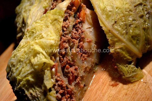 Photo of Stuffed Cabbage – Mouth Water