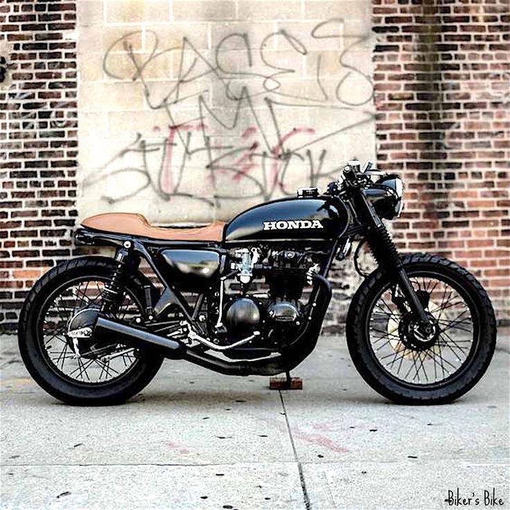 resultado de imagen para honda cb 125 cafe racer motos. Black Bedroom Furniture Sets. Home Design Ideas