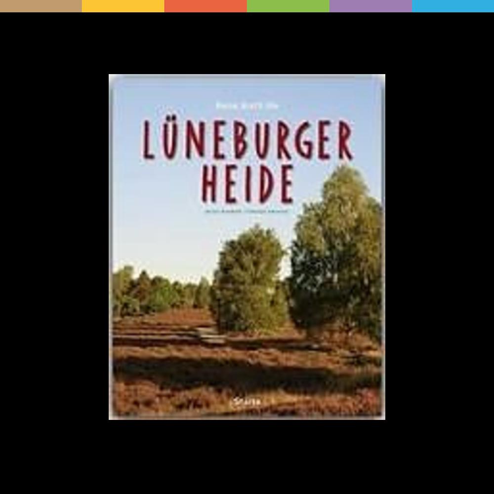 Traditionell und modern, sagenumwoben und bespöttelt, geliebt und gehasst kaum eine deutsche Landschaft scheint die Gemüter so sehr zu erregen wie die Lüneburger Heide. Noch im 19. Jahrhundert bedeckt