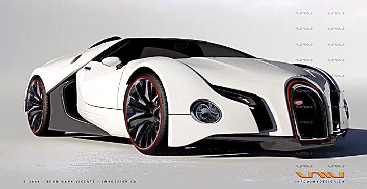 The Next Generation Bugatti Veyron | Bugatti | Concept cars, Cars