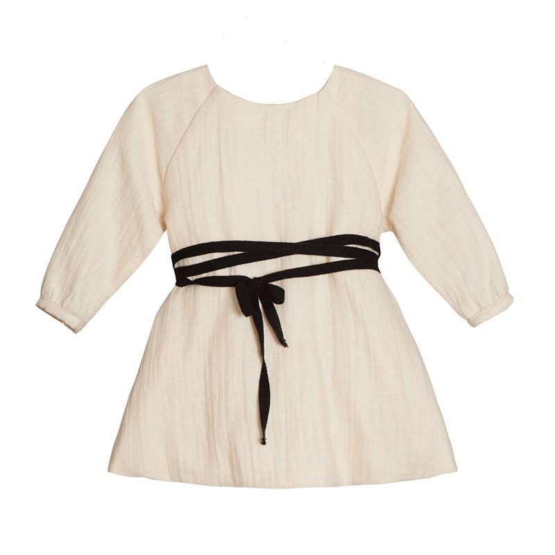 Little Creative Fatory Baby Sack Dress Cream Shopminikin Baby