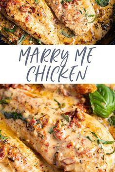 42+Marry Me Chicken Chicken in Sun Dried Tomato Cream   40 Aprons