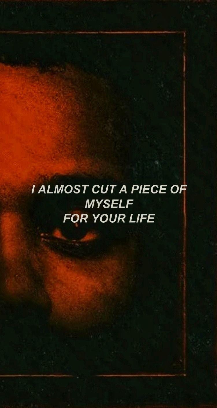 Call Out My Name The Weeknd Frases De Letras De