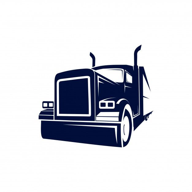 Truck Semi Monster Logo In 2020 Vector Logo Adventure Logo