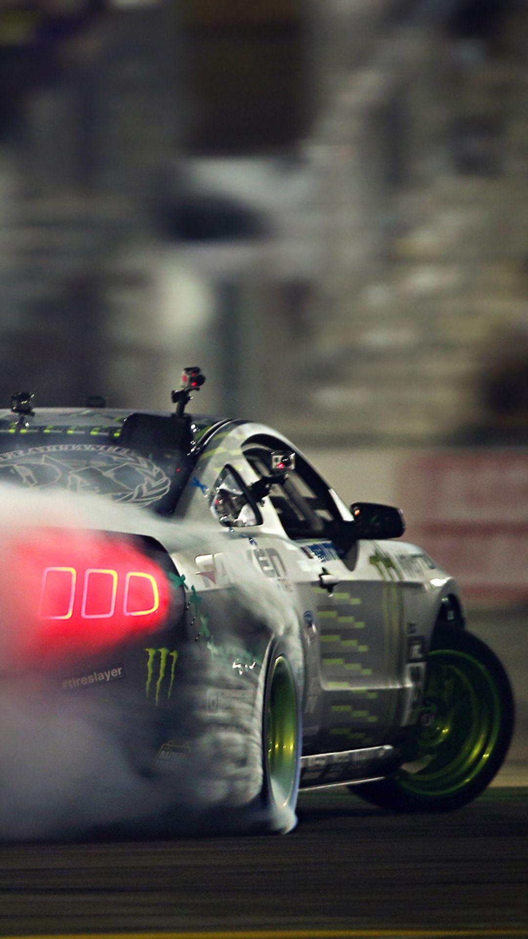 Phone Wallpaper Hd Mustang Drift Drifting Cars Drift Cars