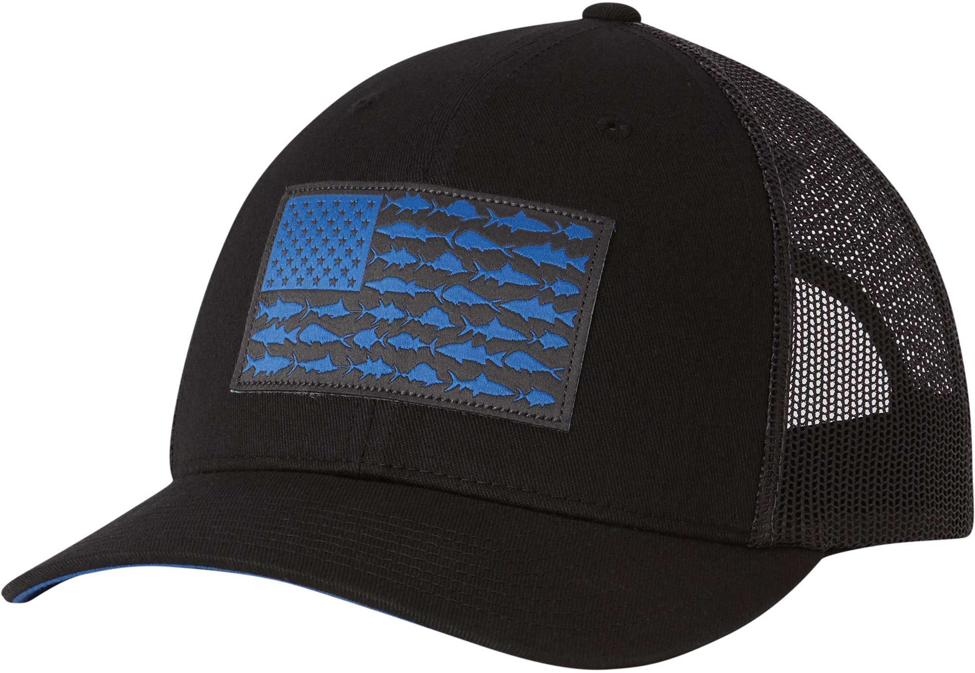 d0a52681 Columbia Men's PFG Mesh Snap Back Cap, Blue in 2019   Products ...