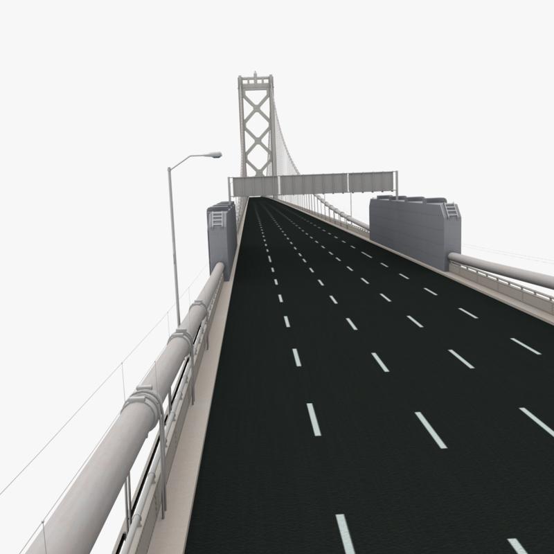 C4d Bay Bridge Bay Bridge Bridge Bay