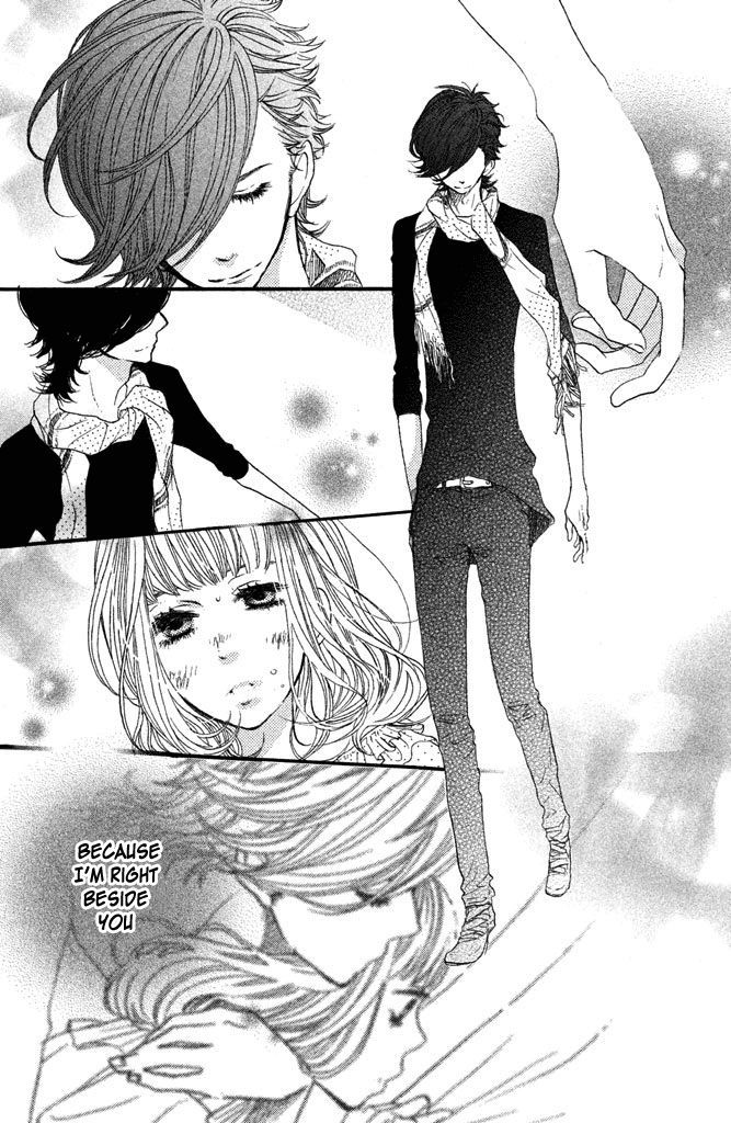 kanojo wa uso wo aishisugiteru ending a relationship
