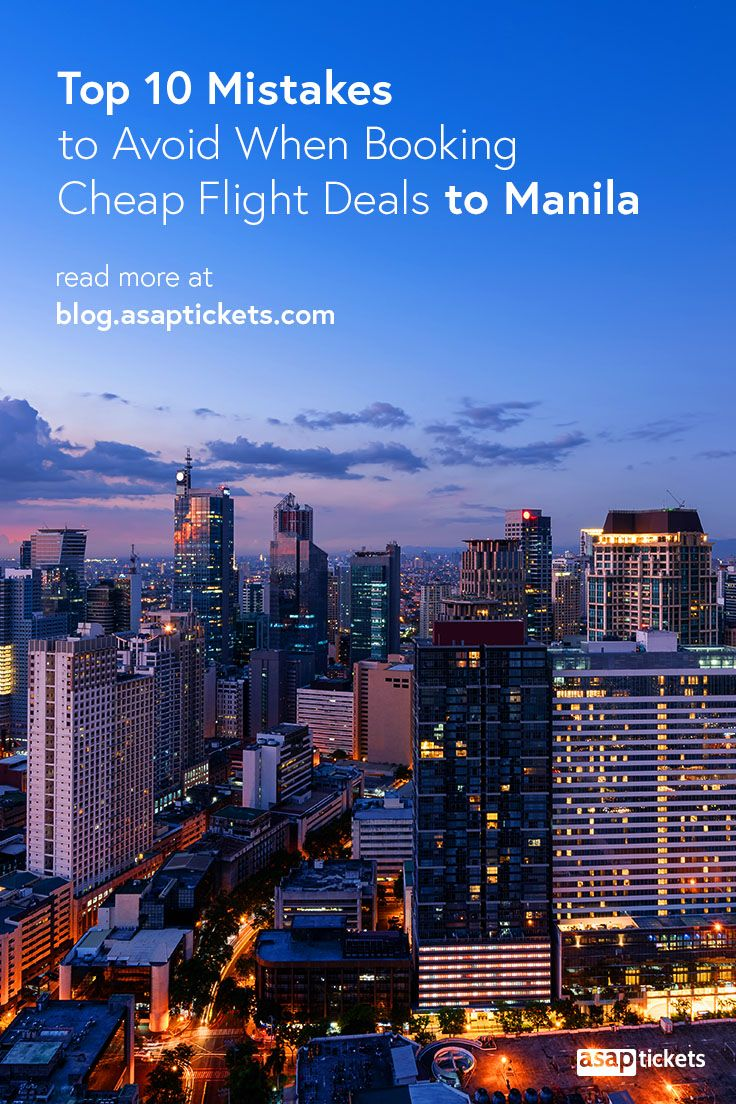 The Top 10 Mistakes to Avoid When Booking Cheap Flight