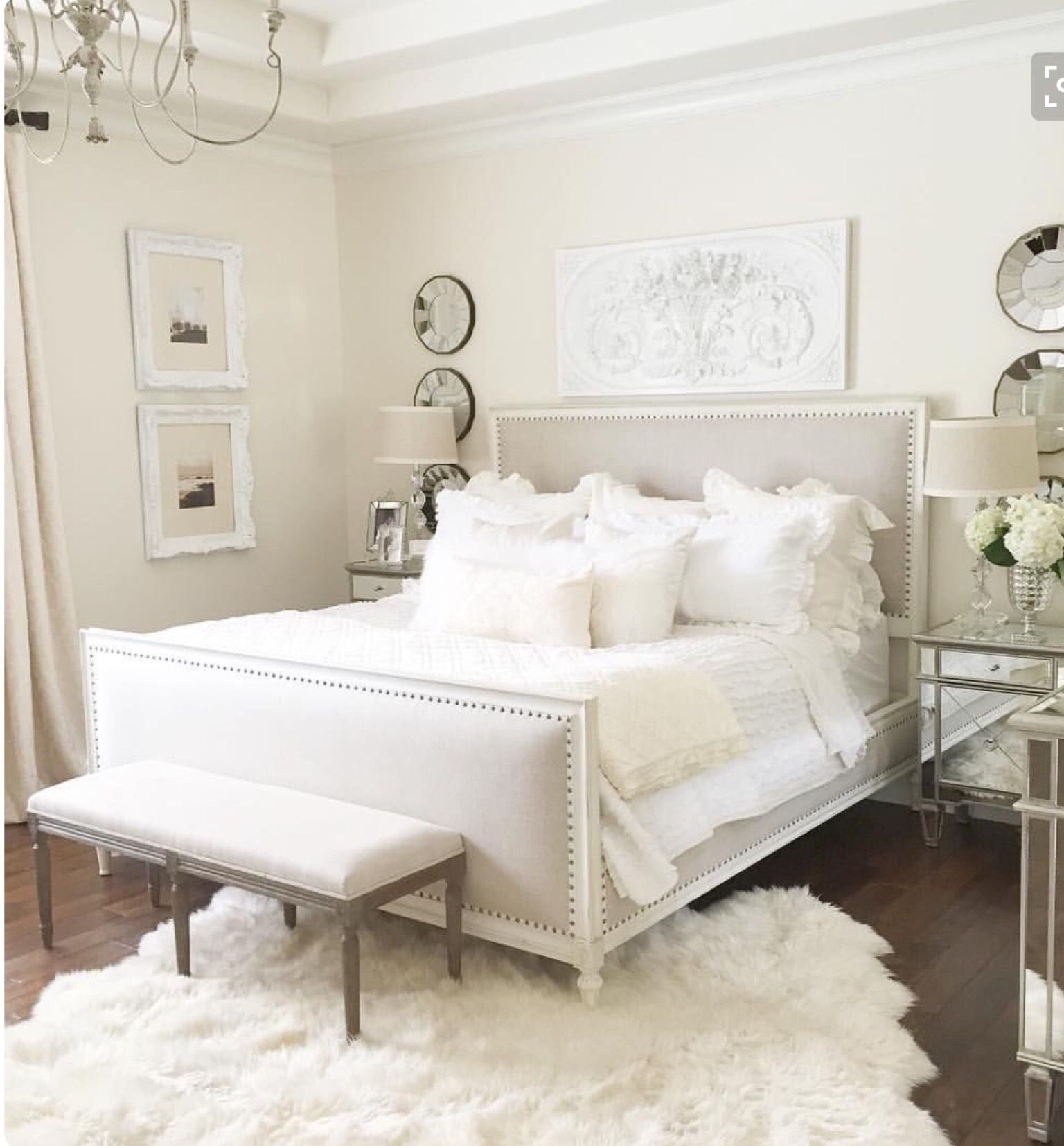 Fantastic Love The Neutrals With Varying Textures Master Bedroom In Interior Design Ideas Gentotryabchikinfo