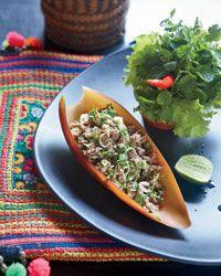 Ground Turkey Laap Recipe International Food Pinterest