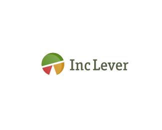 IncLever Logo Design | More logos http://blog.logoswish.com/category/logo-inspiration-gallery/ #logo #design #inspiration