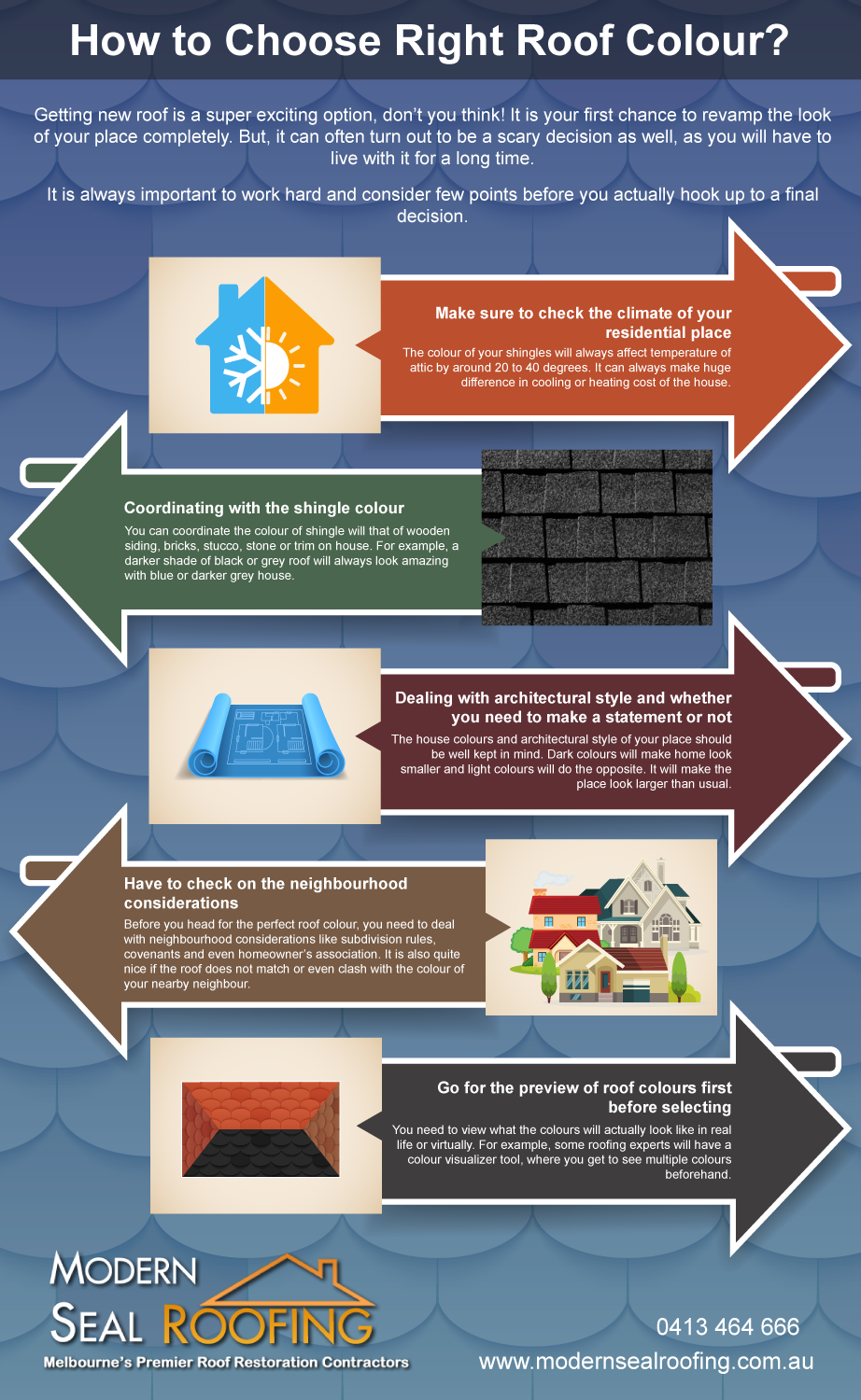 Getting New Roof Is A Super Exciting Option Don T You Think It Is Your First Chance To Revamp The Look Of Your Place Roof Restoration Roof Colors Roof Repair